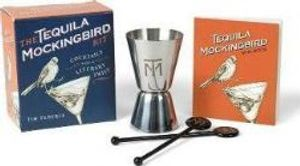 TEQUILA MOCKINGBIRD KIT, THE -  COCKTAIL WITH A LITERARY TWIST