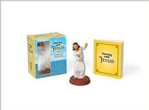 DANCING WITH JESUS -  FIGURINE BOBBLING