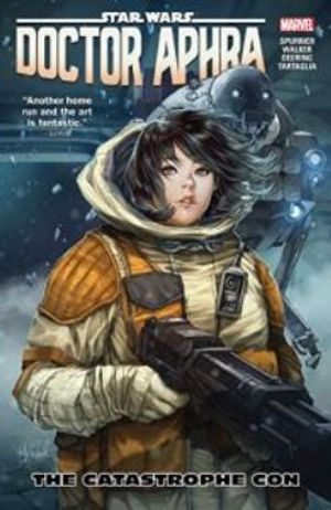 STAR WARS -  THE CATASTROPHE CON TP -  DOCTOR APHRA 04