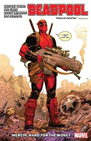 DEADPOOL -  MERCIN HARD FOR MONEY TP 01
