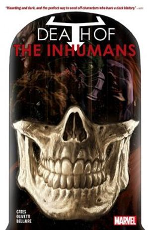 DEATH OF INHUMANS -  DEATH OF INHUMANS TP