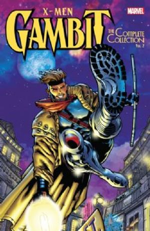 GAMBIT -  COMPLETE COLLECTION TP 02