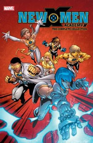 X-MEN -  NEW X-MEN ACADEMY X TP -  COMPLETE COLLECTION