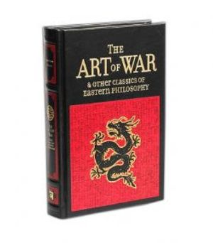 CANTERBURY CLASSICS -  THE ART OF WAR & OTHER CLASSICS OF EASTERN PHILOSOPHY HC