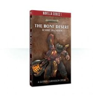 WARHAMMER -  THE BONE DESERT (ANGLAIS)