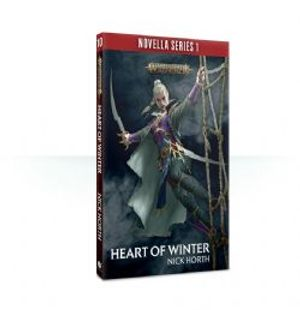 WARHAMMER -  HEART OF WINTER (ANGLAIS)