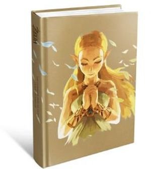 LEGEND OF ZELDA, THE -  THE COMPLETE OFFICIAL GUIDE - EXPANDED EDITION HC -  LEGEND OF ZELDA : BREATH OF THE WILD, THE