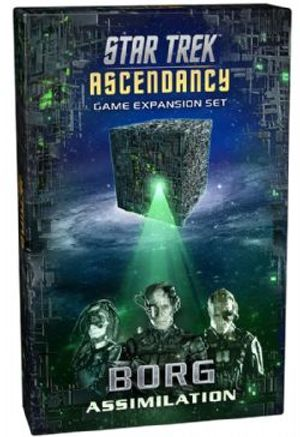 STAR TREK -  STAR TREK ASCENDANCY - BORG ASSIMILATION (ENGLISH)