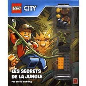 LEGO -  LES SECRETS DE LA JUNGLE -  LEGO CITY