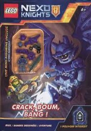 LEGO -  CRACK, BOOM, BANG! -  NEXO KNIGHTS