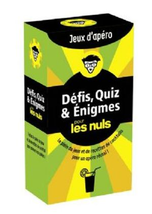 FOR DUMMIES -  DÉFIS, QUIZ & ÉNIGMES