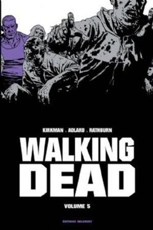 WALKING DEAD -  ÉDITION PRESTIGE VOLUME 5 05