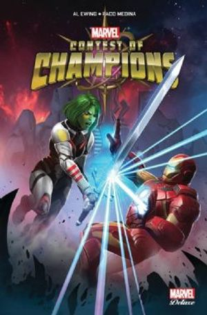 MARVEL -  CONTEST OF CHAMPIONS
