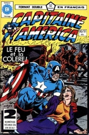 CAPTAIN AMERICA -  ÉDITION 1979 90/91
