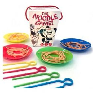 THE NOODLE GAME! (ENGLISH)