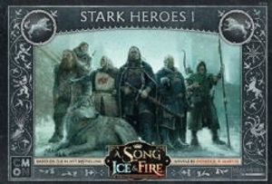 A SONG OF ICE AND FIRE -  STARK HEROES 1 (ENGLISH)