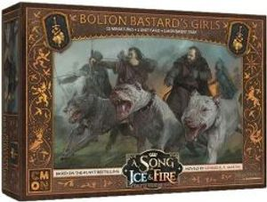 A SONG OF ICE AND FIRE -  BOLTON BASTARD'S GIRLS (ENGLISH)