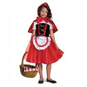 FAIRY TALE -  LITTLE RED RIDING HOOD COSTUME (CHILD)