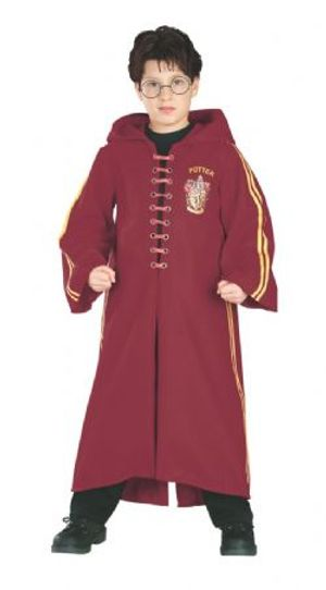 HARRY POTTER -  QUIDDITCH ROBE (CHILD)