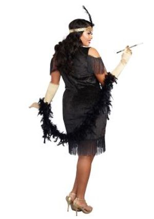 20'S -  Swanky Flapper Costume - (Adult)