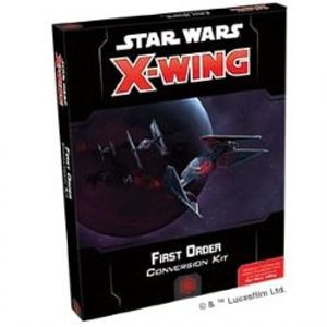 STAR WARS : X-WING 2.0 -  FIRST ORDER CONVERSION KIT (ENGLISH)