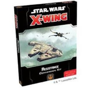STAR WARS : X-WING 2.0 -  RESISTANCE CONVERSION KIT (ENGLISH)