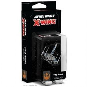 STAR WARS : X-WING 2.0 -  T-70 X-WING (ENGLISH)
