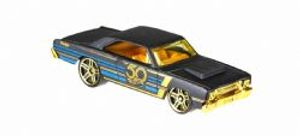 HOT WHEELS -  '68 DODGE PART 50TH 4/6