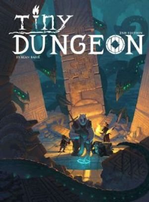 TINY DUNGEON -  2ND EDITION (ENGLISH)