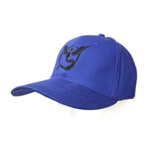 POKEMON -  TEAM MYSTIC ADJUSTABLE  CAP - BLUE & BLACK -  POKEMON GO