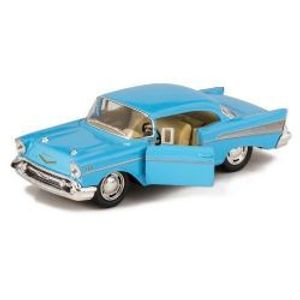 CHEVY -  1957 BEL AIR 1/40 - BLUE