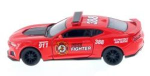 CHEVY -  2017 CAMARO ZL1 FIREFIGHTER 1/38 - RED