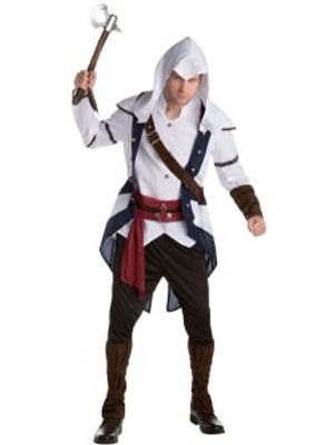 ASSASSIN'S CREED -  COSTUME DE CONNOR (ADULTE)