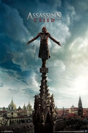 ASSASSIN'S CREED -  ASSASSIN'S CREED MOVIE