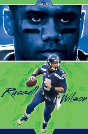 SEAHAWKS DE SEATTLE -  AFFICHE