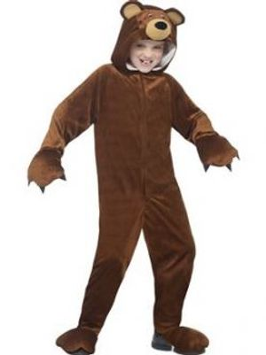 ANIMAUX -  BEAR COSTUME