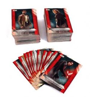 STAR WARS -  SÉRIE THE TO LAST JEDI 1&2 (200 CARTES)