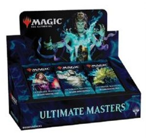 ULTIMATE MASTERS -  PREORDER - BOOSTER BOX (P15/B24)