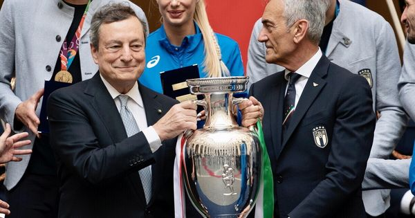 C'è Draghi, e Deo gratias