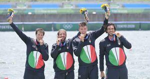 Medagliere Italia, il confronto con Rio giorno per giorno