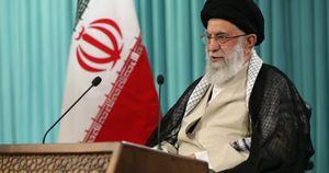 Gli iraniani hanno sete