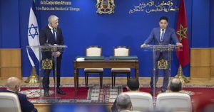 La visita di Lapid in Marocco è storica