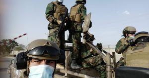 Chi sono i talebani in mimetica del Battaglione Badri 313