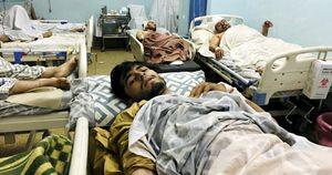 Il collasso afghano travolge anche i soldati americani