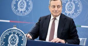 Trasporti, scuola e green pass. La conferenza stampa di Draghi da Palazzo Chigi