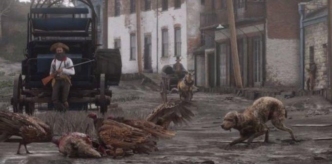 喺《RDR2》入面全部都係John Wick?有玩家誤殺一隻狗,俾全鎮NPC追殺到死