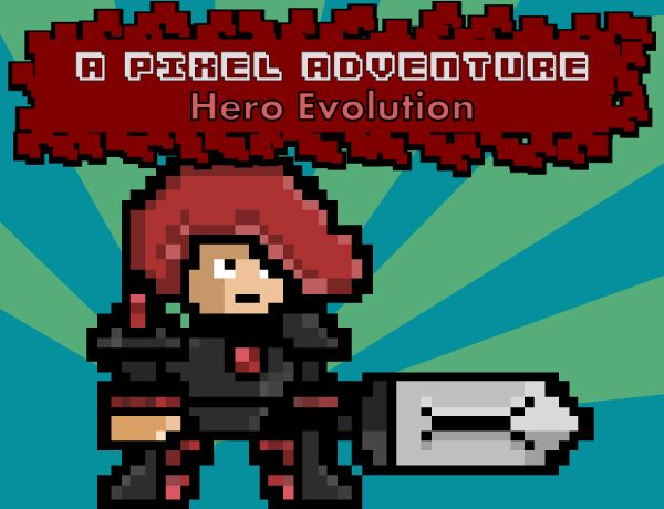 A Pixel Adventure - Vol. 2