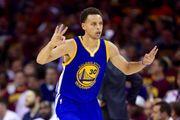 可怕的爆發力!Stephen Curry 在 90 秒內連續命中三個三分球