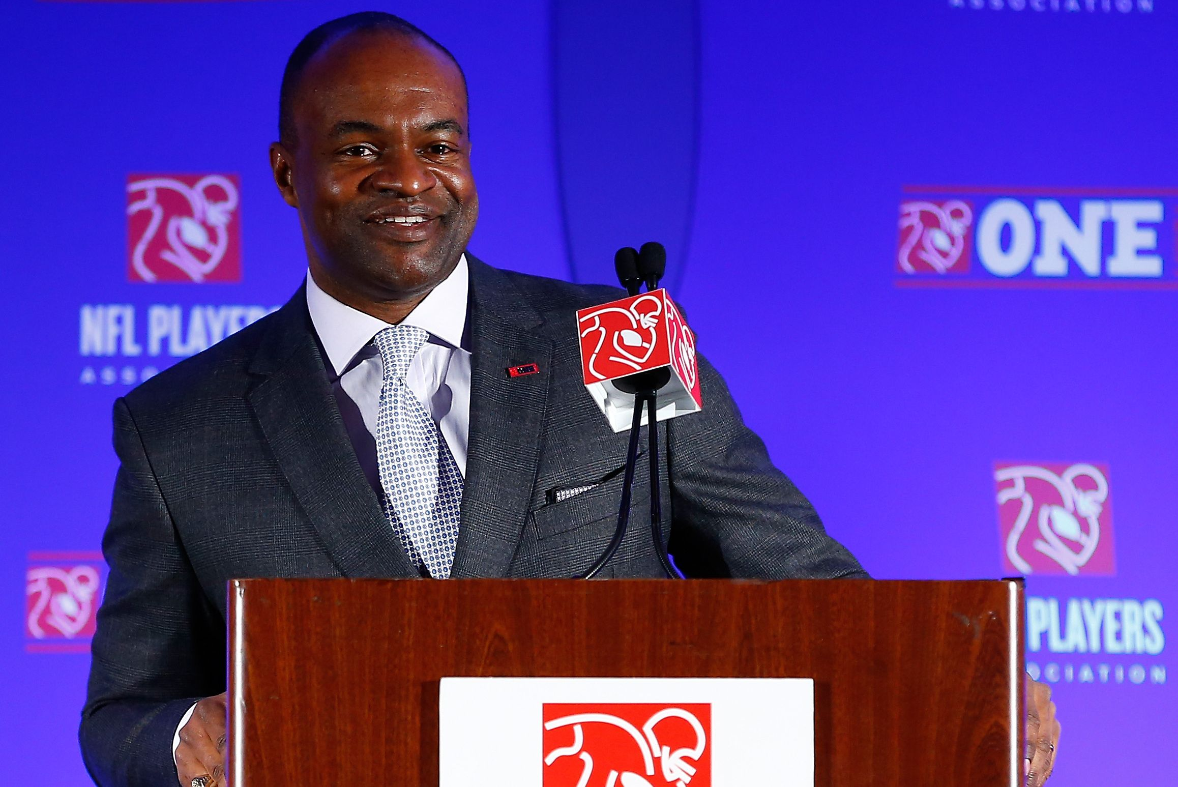 NFLPA Director DeMaurice Smith Comments on NFL Policy on Marijuana