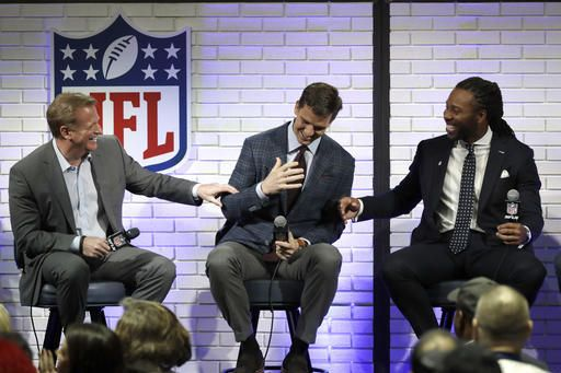 Roger Goodell, Larry Fitzgerald Comment on NFL's Policy on Marijuana
